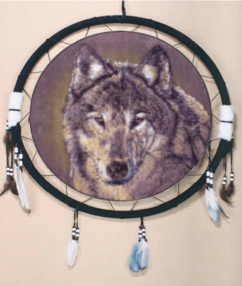 Coyote Wolf And Othersart Native American Meaning Souvenir Buyers
