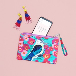 Kookaburra purse