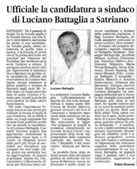 Articolo Quotidiano della Calabria
