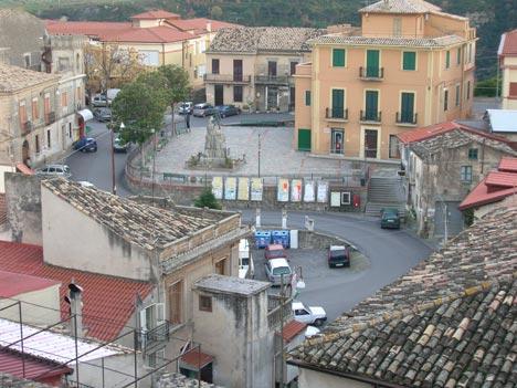 Piazza Spirito Santo