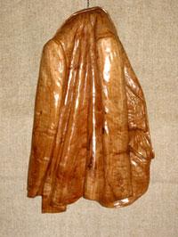 Giacca di legno