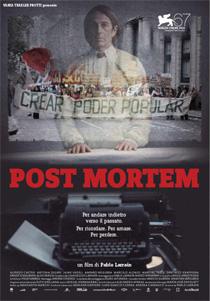 Locandina del film: Post mortem