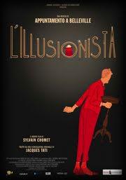 Locandina del film L'illusionista