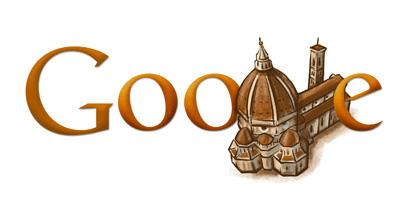 XIII Settimana della Cultura - Google Doodle