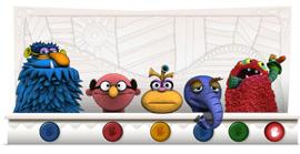 Google Doodle - Jim Henson