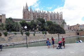 Palma di Maiorca - Cattedrale di Santa Maria