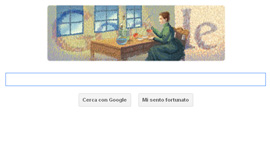 Google Doodle - Marie Curie