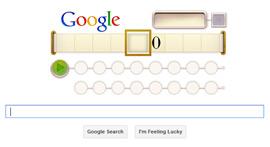 Doodle - Alan Turing