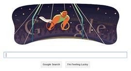 Google Doodle - Londra 2012 - Anelli