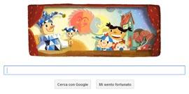 Google Doodle - Giornata Mondiale Infanzia