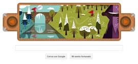 Google Doodle - Fratelli Grimm