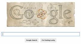 Eulero - Doodle Google