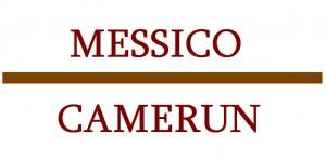 messico - camerun
