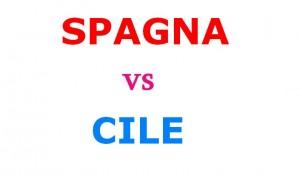 spagna vs cile