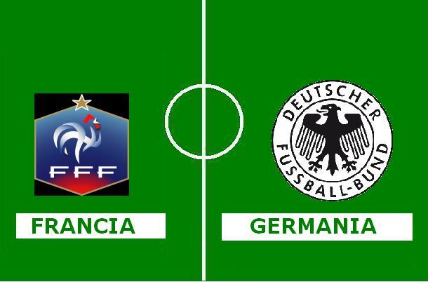 francia vs germania