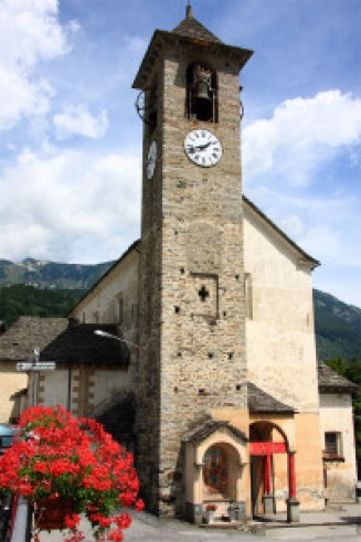 Bognanco - chiesa Parrocchiale (fonte Wikipedia)