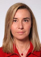 Federica Mogherini, Alto rappresentante dell'Unione per gli affari esteri e la politica di sicurezza (fonte Wikipedia)