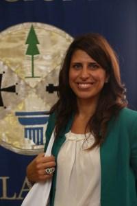 Federica Roccisano, assessore regionale istruzione