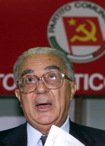 Armando Cossutta, fonte Wikipedia
