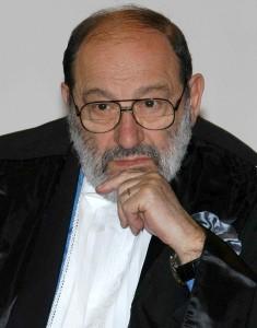 Umberto Eco - foto Wikipedia