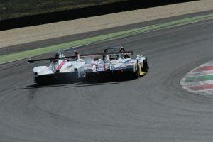 Auto – Splendido podio per Simone Iaquinta al Mugello