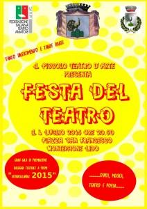Montepaone – Festa del Teatro, tra applausi e sorprese