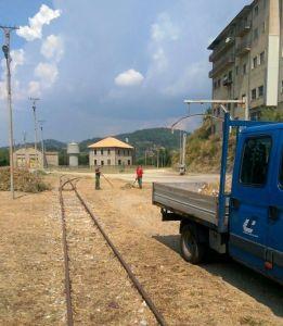 Ferrovia Silana – Avviati i lavori di disboscamento