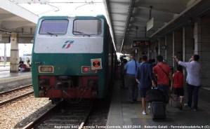 Trasporto ferroviario Regionale: incontro tra Trenitalia e le Associazioni sui nuovi orari