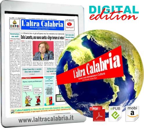 L'altra Calabria - tablet