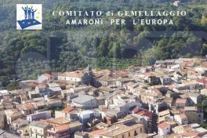 Il Comune di Amaroni presenta il Programma di Sviluppo Territoriale
