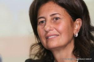 La Dottoressa Stefania Zampogna vice-presidente Simeup