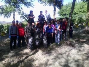 """""""Giovani in Campagna"""", iniziativa del Centro Diurno di Montepaone Lido"""