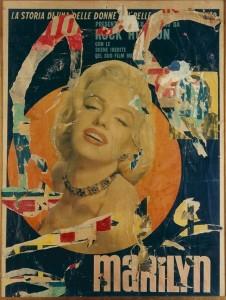 Rotella-Marilyn