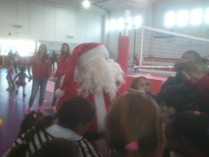 "Soverato – Tanto divertimento al ""Christmas Volley 2015"""