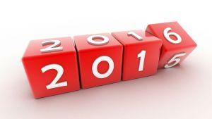 Auguri per un buon 2016