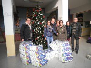 Cardinale – 600 rotoli di carta igienica per la scuola