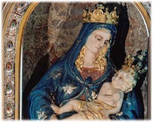 Il preside e la preghiera alla Madonna