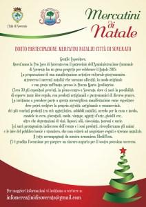 Soverato – Mercatini di Natale in Piazza Maria Ausiliatrice