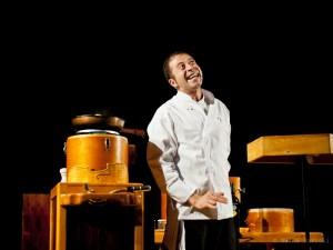"""""""Cucinar Ramingo"""" domenica 27 al Teatro comunale di Badolato"""