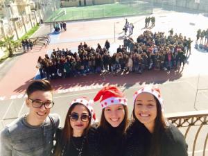 Soverato – Istituto Economico Calabretta Assemblea degli Studenti all'Insegna della Solidarietà