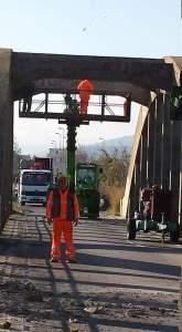 Consegnati i lavori del Ponte Ancinale