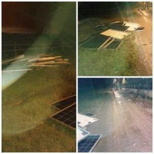 Sventato furto di pannelli fotovoltaici a Lamezia Terme