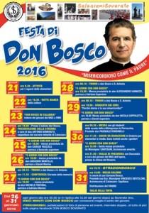 Soverato – Al via i festeggiamenti per San Giovanni Bosco!
