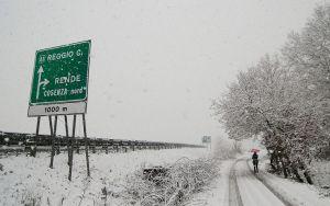 La neve, la neve