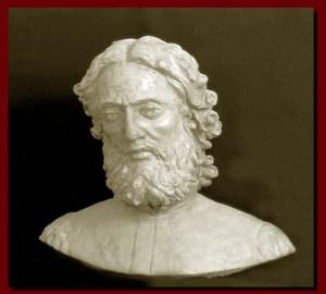 La morte dello scultore Giuseppe Maria Pisani