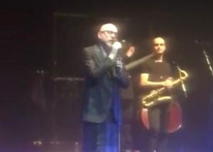Grande successo per Mario Biondi al Teatro Politeama di Catanzaro