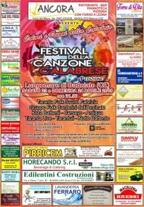 I Notte Battente alla prima edizione del Festival della Canzone Calabrese di Badolato
