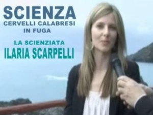 VIDEO | La scienziata calabrese Ilaria Scarpelli