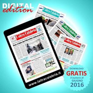 Il giornale L'altra Calabria – Numero di Giugno 2016
