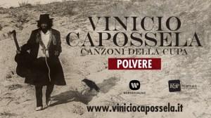 Summer Arena a Soverato, partite ufficialmente anche le prevendite per il concerto del 18 agosto di Vinicio Capossela